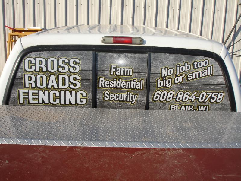 Cross Roads Fencing