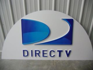 Direct TV Sign